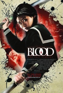 Blood: The Last Vampire - Poster