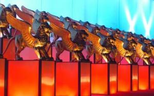 Venice Film Festival Statuettes