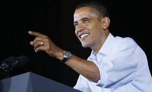 Barack Obama (AP/Charles Dharapak)