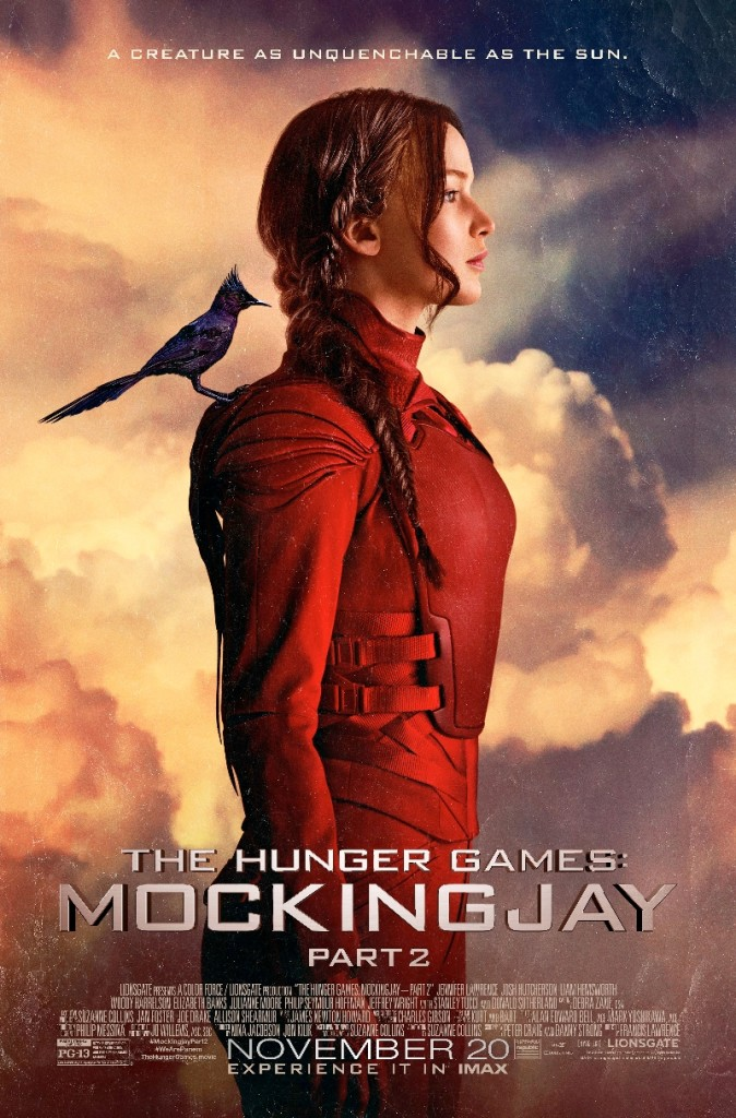 The Hunger Games: Mockingjay Part 2 Poster - Prim